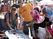 越南接待国际游客量保持增长势头