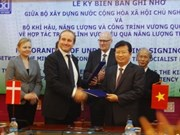 越丹加强建筑节能领域合作