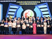 越南优秀青年科技人才得以推崇