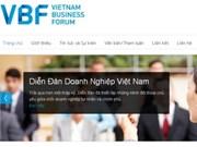 2012年越南企业论坛推介会暨网站开通仪式