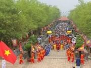 富寿省雄王祭祀信仰被承认为世界非物质文化遗产