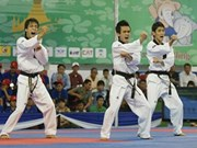 2012年世界跆拳道锦标赛 越南获得四枚银牌及两枚铜牌