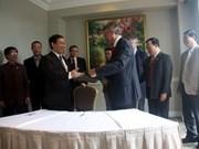 越南与澳大利亚加强金融合作