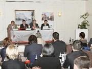 东南亚地区打击合成毒品走私国际研讨会在河内举行