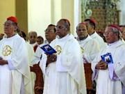 亚洲主教团联盟第十次全体会议落下帷幕