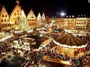 世界各国纷纷喜迎圣诞节