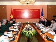 越美积极展开国防合作 维护亚太地区和平稳定