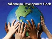 越南启动千年发展目标监督与推广工作项目