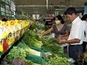2013年1月份河内居民消费价格指数涨0.95%