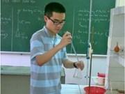 越南成为2014年第46界国际化学奥林匹克比赛主办国