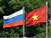 2012年越俄双向贸易额达36亿美元创历史新高