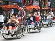 越南各大城市迎来新春第一个国际旅游团