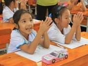 越南与美国跨国收养计划重新启动