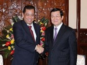 越南与文莱加强能源领域合作