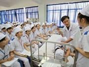 """越南开展""""护理员赴德国培训和工作""""项目"""
