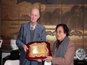 越南与法国教授荣获文化奖