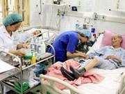 越南重视提高各所医院的看治病质量