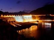 越南山罗水电站--世纪工程