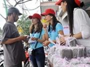 越南胡志明市努力照顾好贫困群体