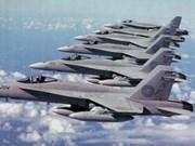 美军将派遣F/A-18战机赴菲律宾参加联合军演