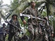 菲律宾政府与反政府摩洛伊斯兰解放阵线恢复和平谈判