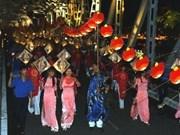 2013年顺化传统手工艺节将于4月底举行
