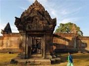 泰国与柬埔寨将参加国际法庭召开有关柏威夏寺争端的听证会