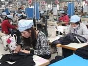 越南2013年前三个月纺织服装出口达38亿美元