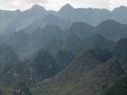 同文岩石高原地质公园总体规划公布仪式在河内召开