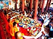 越南南部高棉族传统新年见面会举行