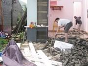 越南每年因自然灾害财产损失相当于GDP的1.48%