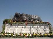 越南最大蓝宝石佛像问世