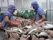越南对日本与印度查鱼出口金额呈增长趋势