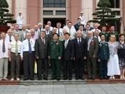 越南国防部长会见俄乌白退伍军人代表团