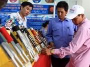 2013年越南湄公河国际博览会正式开幕