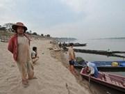 越南与美国共同努力推动湄公河下游行动计划