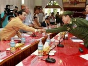 缅甸政府同掸邦军签署新和平协议