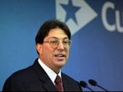 古巴希望加强与东盟关系