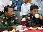 缅甸政府与克钦独立组织恢复和平谈判