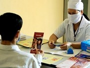 越南注重艾滋病预防工作