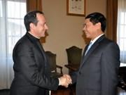 越南和梵蒂冈联合工作小组第四轮会议圆满结束
