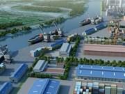 越南巴地-头顿富美3工业区正式动工兴建
