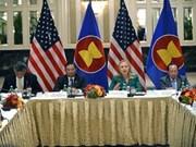 美国支持东盟在制定《东海行为准则》方面的努力