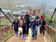 2013年前6个月越南接待国际游客量约达354万人次