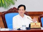 越南总理阮晋勇:越南经济社会发展呈现积极变化