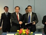 越南海关扩大国际合作关系