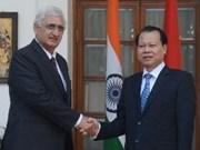 印度继续推进印度东盟全面合作关系