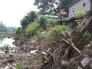 越南奠边省连续发生暴雨造成巨大人员和财产损失