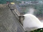 保障广南省争河二号水电站地区人民安置工作