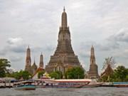 曼谷被评为2013年全球最佳旅游城市第一名
